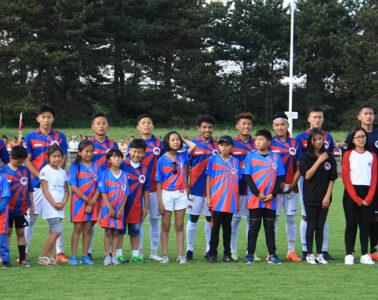 Voetbalelftal van Tibet 2018