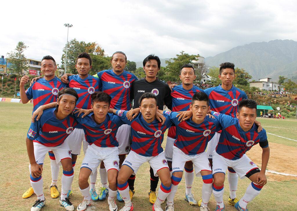 Tibetaans voetbalelftal 2014