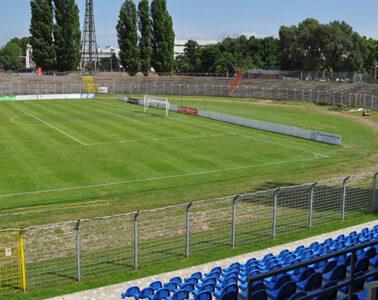 Illovszky Rudolf Stadion van Vasas SC, Boedapest