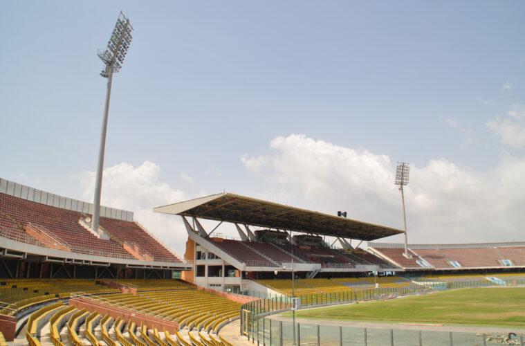 De vergeten stadionramp van Accra